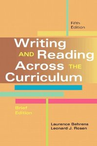 wr across curriculum discussions essay